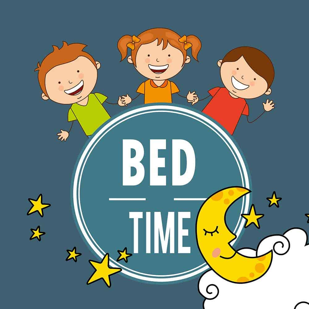 Set a Bedtime and Wake-Up Time